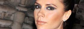 Das Ex-Spice-Girl setzt sich bei British Fashion Awards durch.