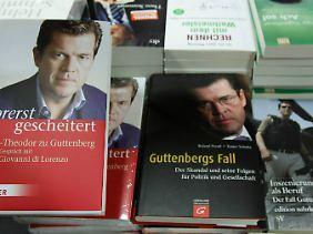 Guttenbergs Buch verkauft sich gut.
