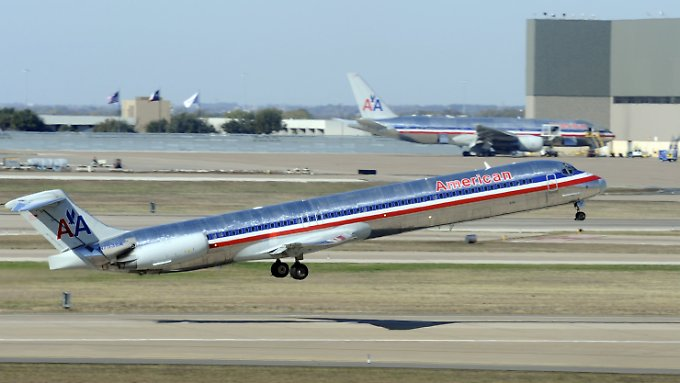 Sanierung geplant: American Airlines ist insolvent
