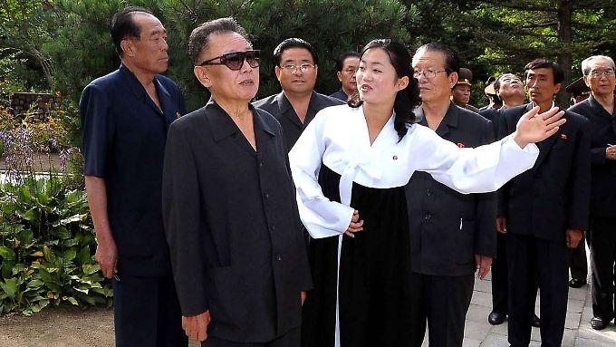 Brief Nach Nordkorea : Urananreicherung in der endphase nordkorea baut weiter