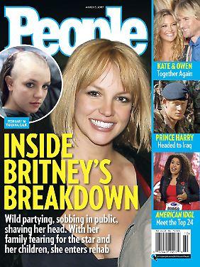 Britney Spears hat zugegeben, dass Bilder von ihr nachbearbeitet wurden.