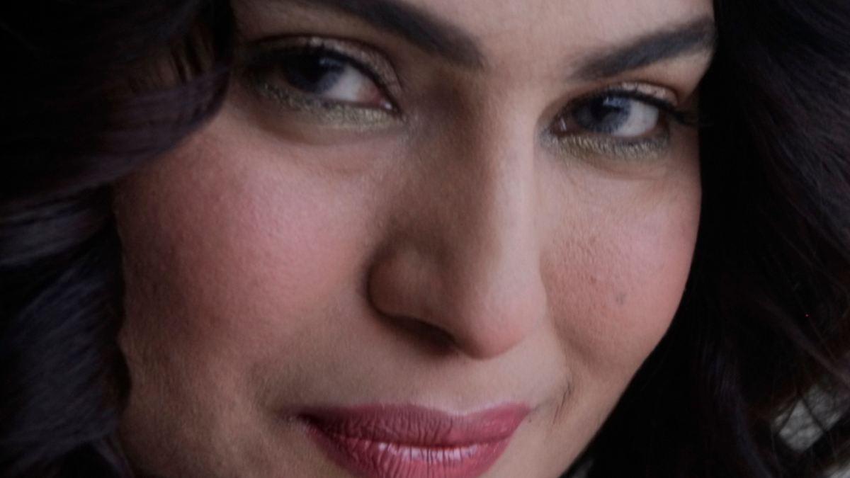 Indische Bollywood-Schauspielerin Katrina Kaif Fakes Porno