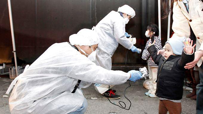 Gerade Kinder sind besonders gefährdet.
