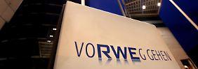 Verlust von fast sechs Prozent: RWE-Aktien stürzen auf neuen Tiefstand