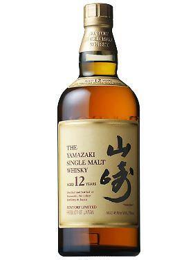 Preisgekrönt: Suntorys Yamazaki, 12 Jahre alt.