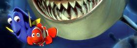 Hauptfigur im Film: der kleine rot-weiße Clownsfisch.