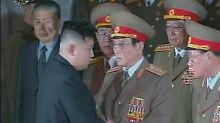 Die Verbindung zum Militär wird auch Kim Jong Uns Herrschaft sichern.