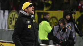 """Klopp nach der Partie gegen Düsseldorf: """"Das macht mich so stolz"""""""