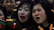 """Nordkorea nimmt Abschied von Kim Jong Il: Große Trauer um """"geliebten Führer"""""""