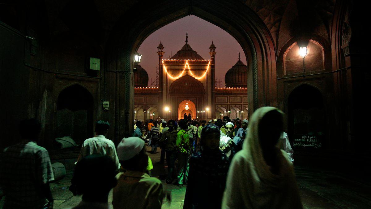 Ende Ramadan