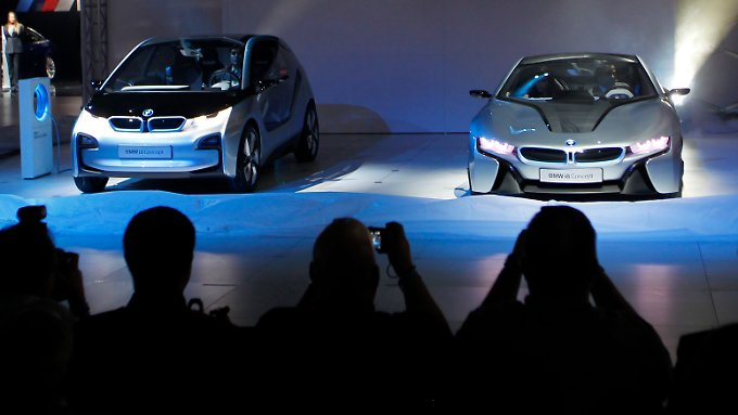 Die BMW-Zukunft bleibt rosig.