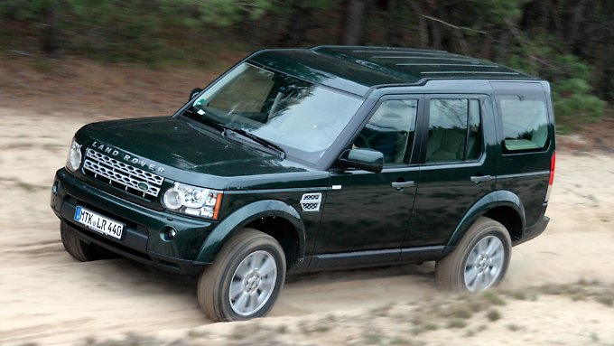 land rover discovery 4 tdv6 vor unterforderung wird gewarnt n. Black Bedroom Furniture Sets. Home Design Ideas