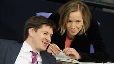 Paare mit Macht: Wenn Politiker Politiker lieben