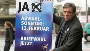 Duisburger entscheiden: Abstimmung über Sauerland beginnt