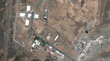 Anreicherung von Uran: Iran erhöht Zahl der Zentrifugen