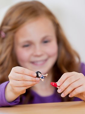 Lego bringt nicht mehr nur Buben-Augen zum Leuchten.