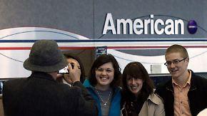 Großes Interesse an American Airlines: Erst Insolvenz, dann Übernahme?