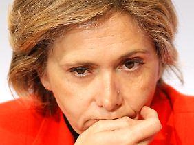 Sie kennt die Lage des französischen Staatshaushalts: Valerie Pecresse (Archivbild).