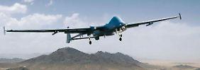 Gemeinschaftsunternehmen mit EADS: Rheinmetall lagert Drohnen aus