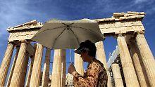 McKinsey-Chef rät zum Austritt: Banken pokern weiter mit Athen