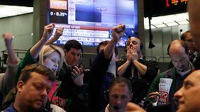 US-Konjunktur-Stütze: Fed garantiert billiges Geld bis 2014