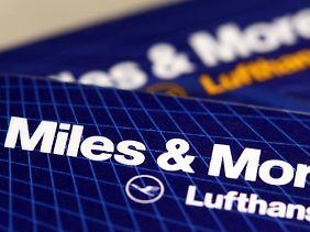Der eine Kunde hat Nachteile, der andere Vorteile - Miles&More eben.