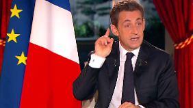 Einführung der Finanztransaktionssteuer: Sarkozy bläst zum Angriff