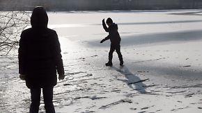 Eisiger Wind und klirrende Kälte: Winter kommt mit voller Wucht