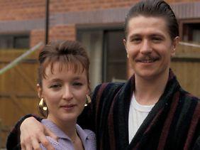 Sue und Bex: Sie führen eine glückliche Ehe - wenn es da nur die Wochenenden nicht gäbe.