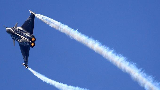Dassault Rafale: Vor allem der Preis kann offenbar überzeugen.