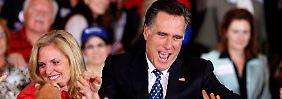 Mit seinem Sieg in Florida ist Mitt Romney wieder Spitzenreiter unter den republikanischen Kandidaten.