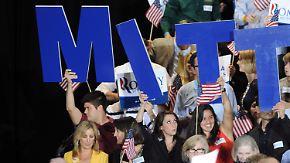 Sieg bei Vorwahl in Florida: Romney verteidigt Favoritenrolle