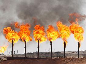 Bei dem Geschäft geht es um das südirakische Ölfeld Rumaila.