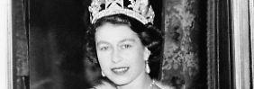 Bilderserie: Queen Elizabeth