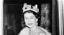 Das ist die Krönung!: Queen Elizabeth