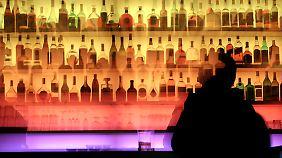 ... als der legale Alkoholkonsum.