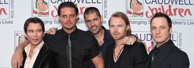 Boyzone Sänger Gestorben
