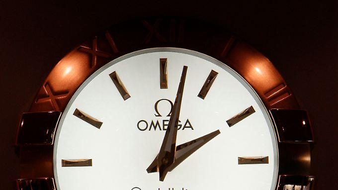 Omega-Luxusuhr aus dem Hause Swatch