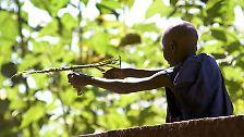 Täter, die vor allem Opfer sind: Kindersoldaten werden in 15 Staaten eingesetzt