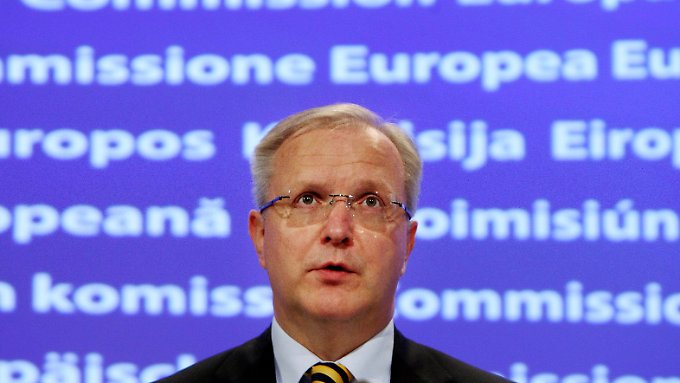 Es bleibt viel zu tun: EU-Kommissar Rehn erwartet von allen Beitrittskandidaten größere Anstrengungen.