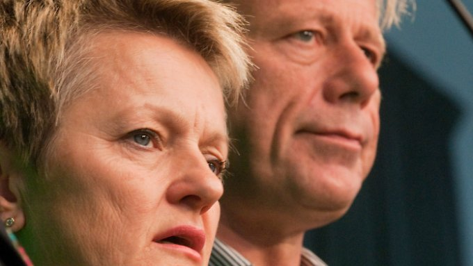 Das Papier kommt aus ihrer Fraktion: Renate Künast und Jürgen Trittin.