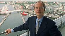 Karl Ehlerding (Archivbild) von 1999)