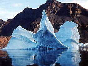 Bereits jetzt hat die Eisschmelze in der Arktis bedrohliche Ausmaße angenommen.