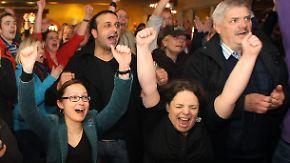Duisburgs OB enttäuscht: Sauerland-Gegner feiern Abwahl