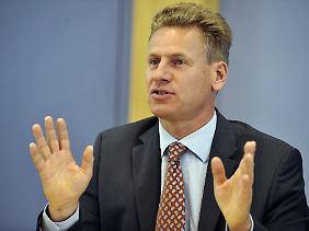 Eberhard Brandes, Geschäftsführer des WWF Deutschland