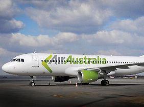 Einst stolzer Imageträger, nun nur noch Teil der Insolvenzmasse: Eine Maschine der Air Australia.