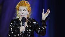 Vivienne Westwood lässt kein gutes Haar an der bevorzugten Mode der heutigen Zeit.