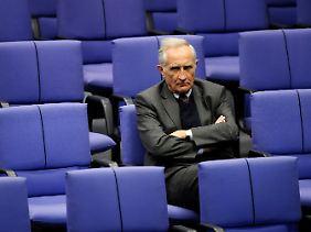Norbert Geis verlangt von Gauck geordnete Familienverhältnisse.