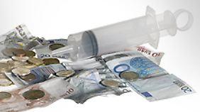Nur wenige Berater fragen ausreichend nach, bevor sie Finanzspritzen verteilen.