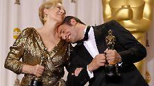 """Darauf einen Dujardin!: """"The Artist"""" und """"Hugo Cabret"""" sind die Gewinner"""